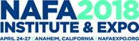 NAFA 2018 Institute & Expo logo